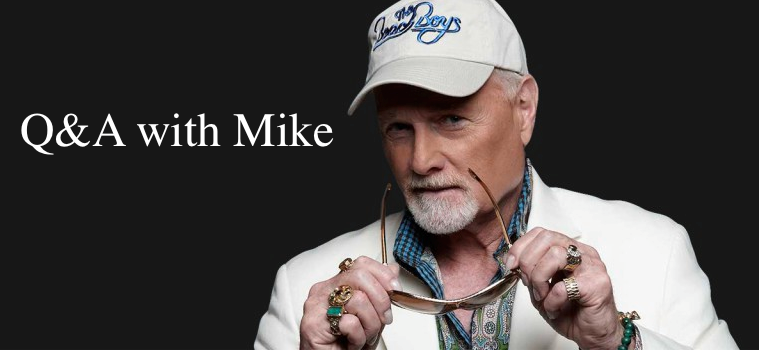 Mike Love Q and A